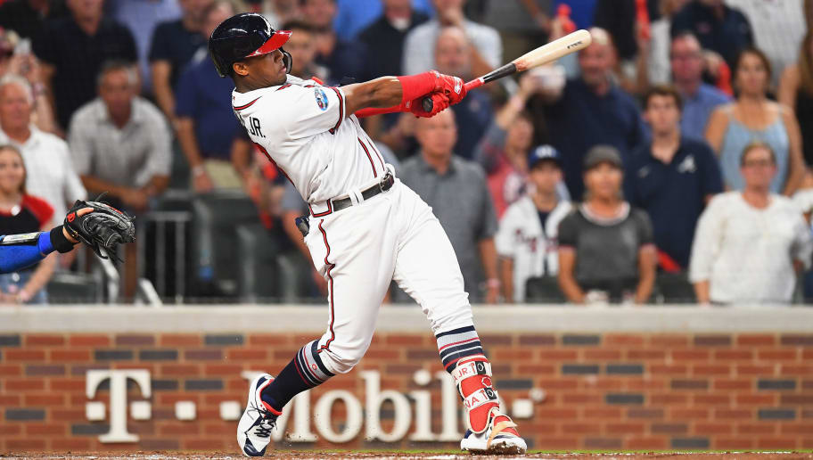 Ronald Acuña Jr Honored With No 1 Card In Upcoming Topps Baseball