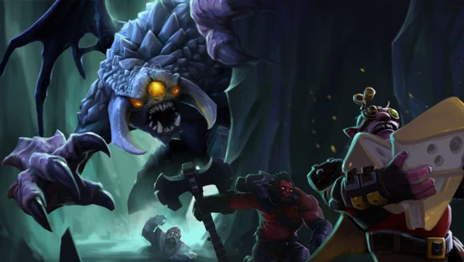 Underhollow Dota 2 was Valve's take on battle royale within the MOBA genre.
