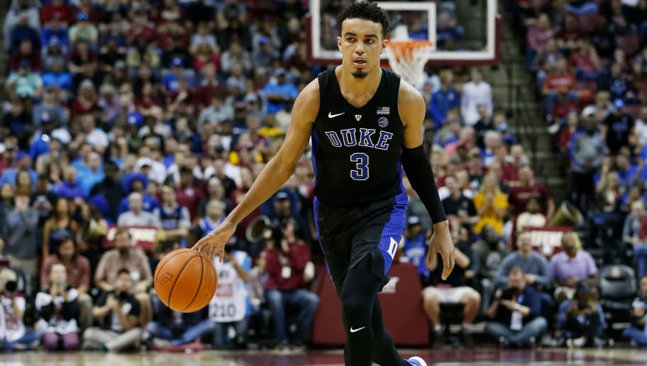 Duke Vs Virginia Betting Line Could Be Influenced By Tre Jones Return To Practice