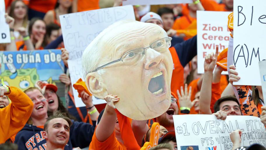 Duke Syracuse Sets Record For Largest On Campus Crowd In College