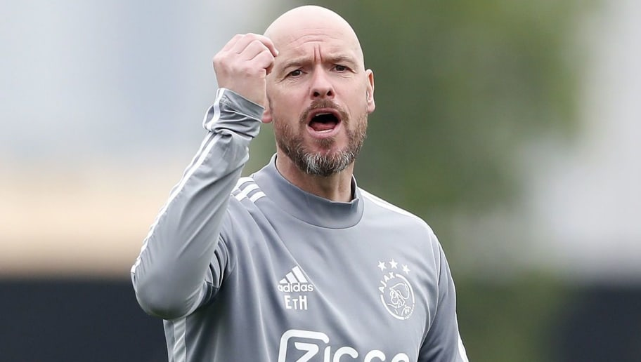 "Dutch Eredivisie""Ajax Amsterdam Training Camp"""