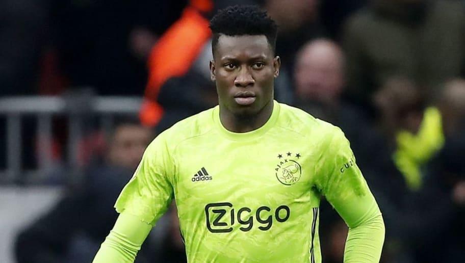 """Dutch Eredivisie""""Ajax Amsterdam v RKC Waalwijk"""""""