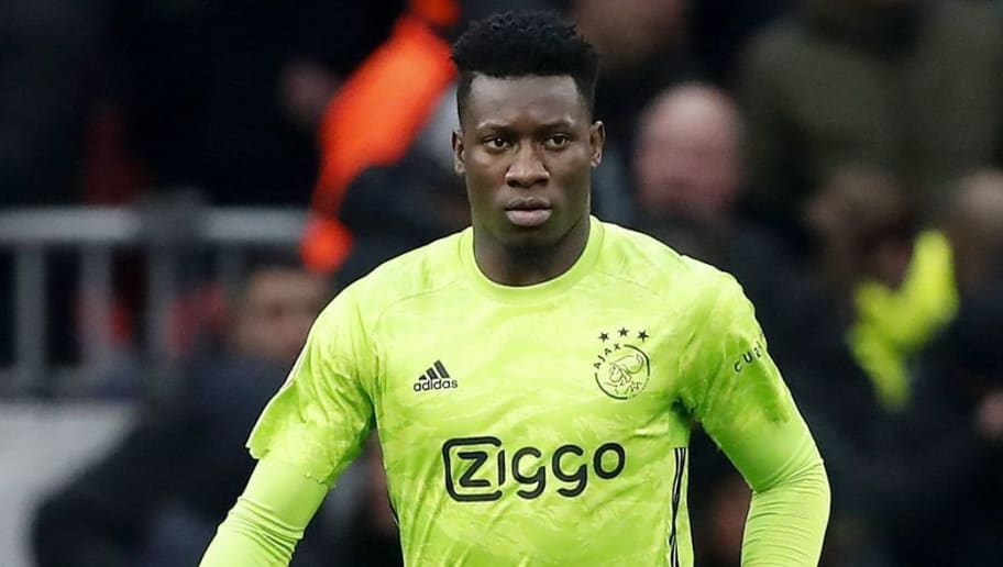 Barcelona Tracking Ajax Goalkeeper André Onana Amid Interest From Chelsea