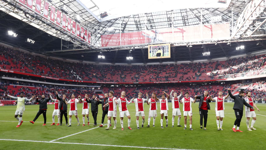 Dutch Eredivisie'Ajax v NAC Breda'