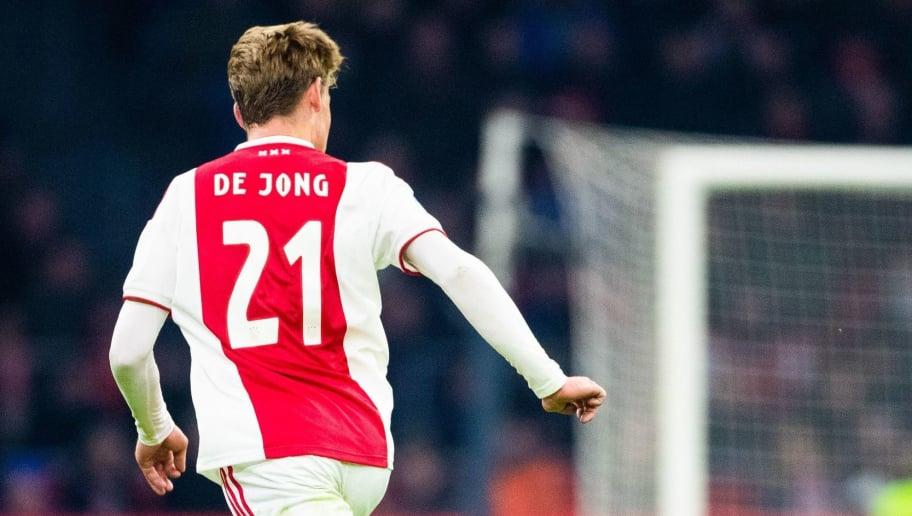Dutch Eredivisie'Ajax v SC Heerenveen'