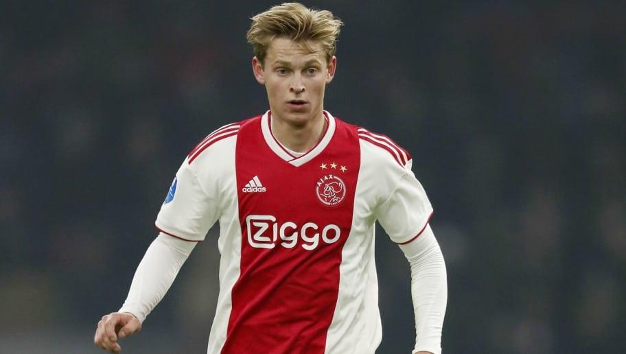 Dutch Eredivisie'Ajax v VVV Venlo'