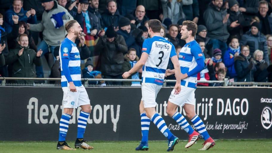 Dutch Eredivisie'De Graafschap v Fortuna Sittard'