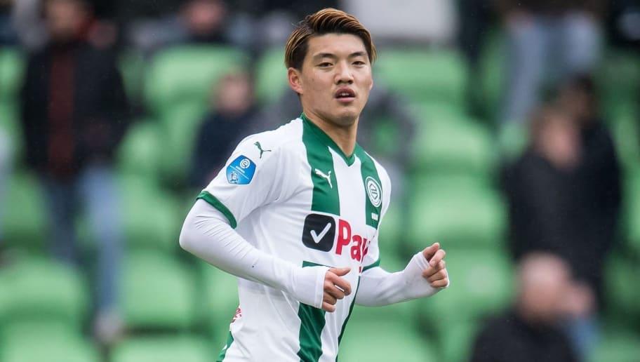 Dutch Eredivisie'FC Groningen v Vitesse'