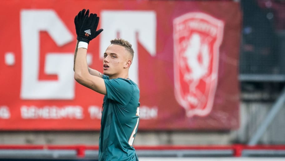 """Dutch Eredivisie""""FC Twente Enschede v Ajax Amsterdam"""""""