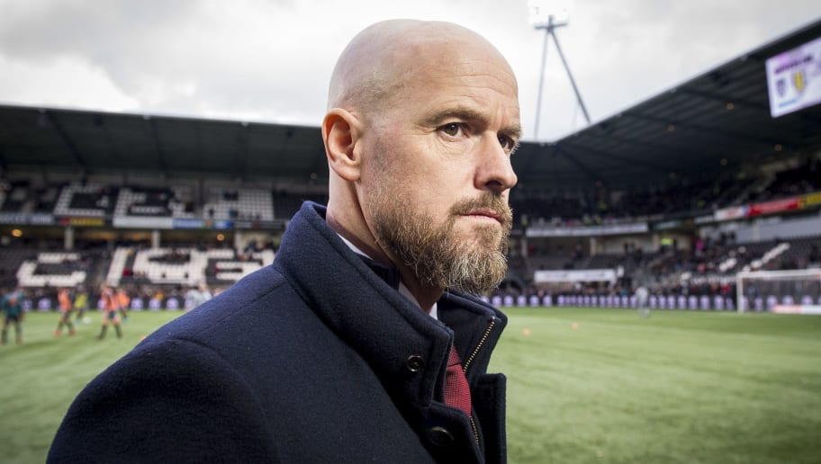 "Dutch Eredivisie""Heracles Almelo v Ajax Amsterdam"""