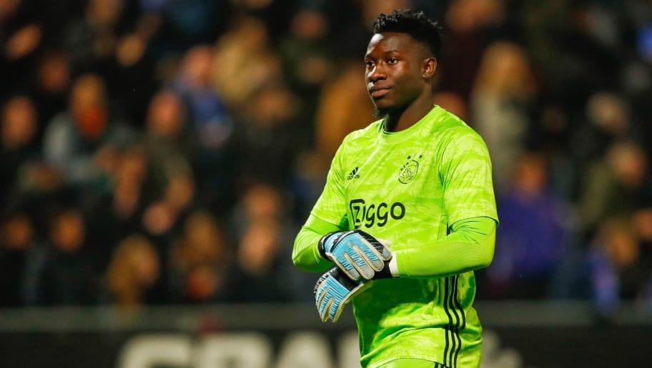 """Dutch Eredivisie""""PEC Zwolle v Ajax Amsterdam"""""""