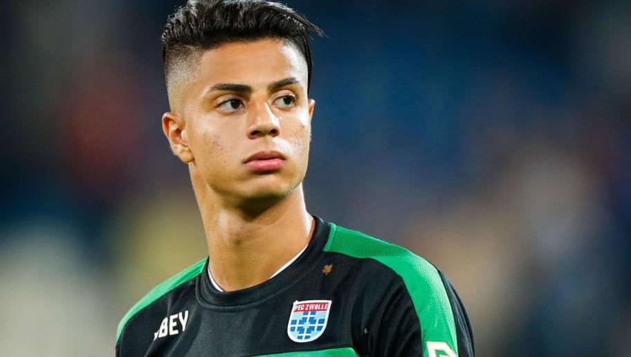 """Dutch Eredivisie - """"sc Heerenveen v PEC Zwolle"""""""