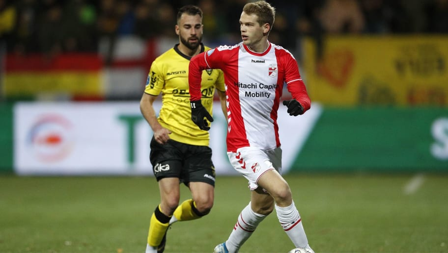 """Dutch Eredivisie""""VVV Venlo v FC Emmen"""""""