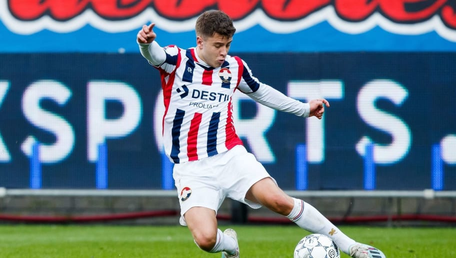 Ex-HSVer Köhlert blüht in Holland auf