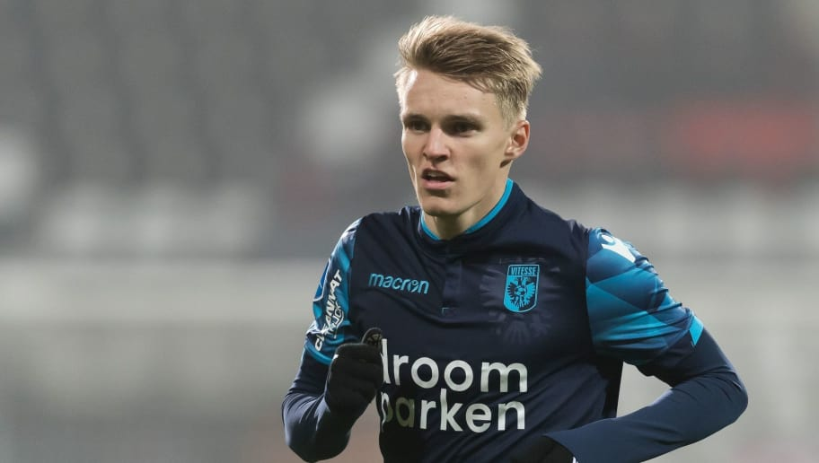 martin odegaard - photo #41