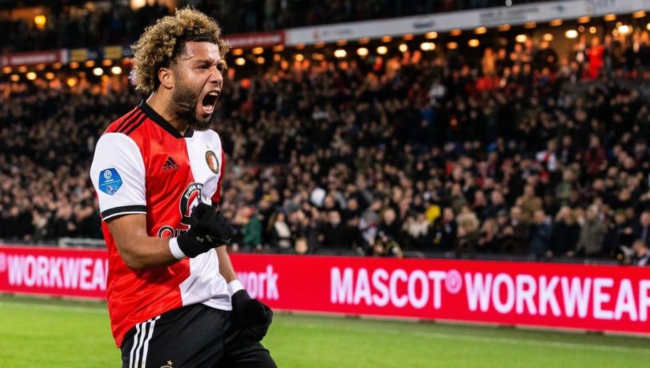 Dutch Toto KNVB Cup'Feyenoord v FC Utrecht'