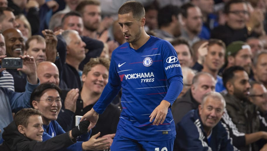 Eden Hazard Reveals His Four Choices For The Best Players