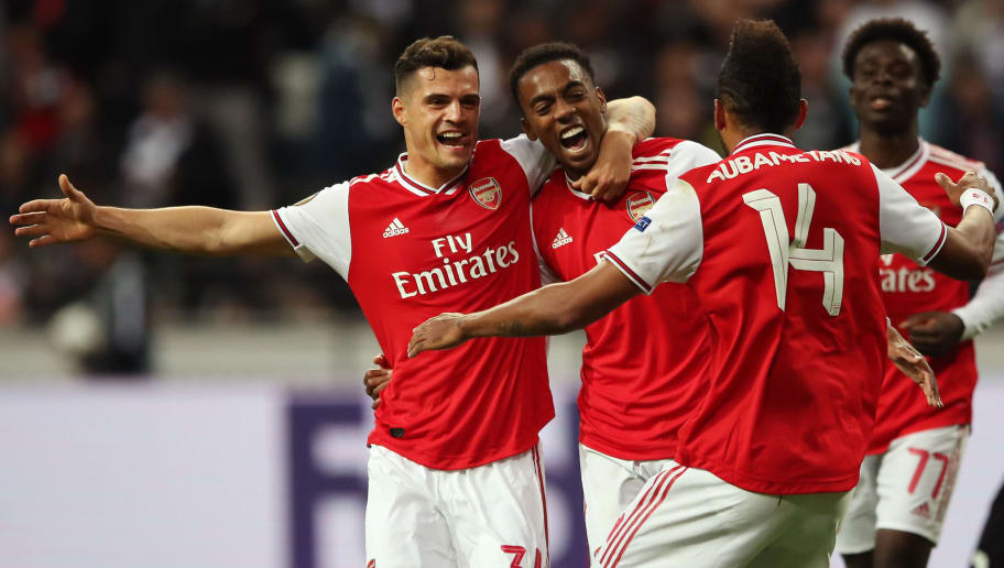 Joe Willoc,Granit Xhaka