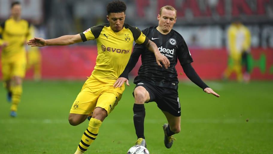 Eintracht Frankfurt vs. BVB | Die Spielvorschau in Zahlen