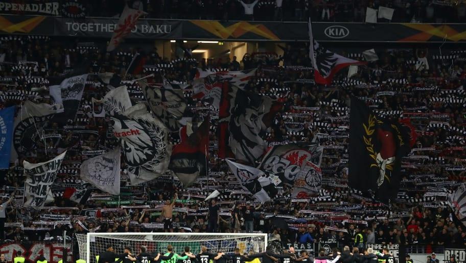 Eintracht Frankfurt, danke für diese Europa League!