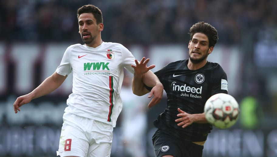 FC Augsburg vs. Eintracht Frankfurt | Übertragung, Live-Stream, Team-News und Infos