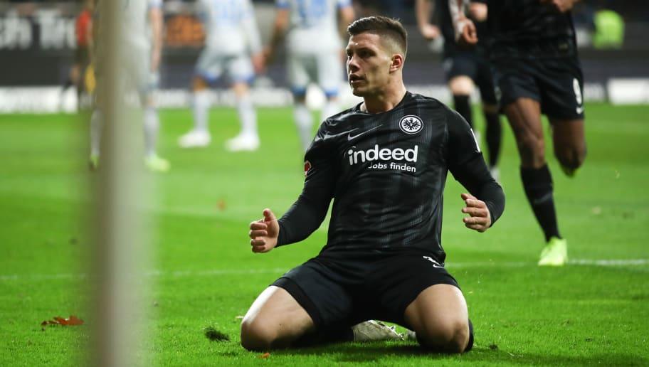 cab3fb6d08d Manchester City Weigh Up Eintracht Frankfurt Striker Luka Jovic as Summer  Transfer Target