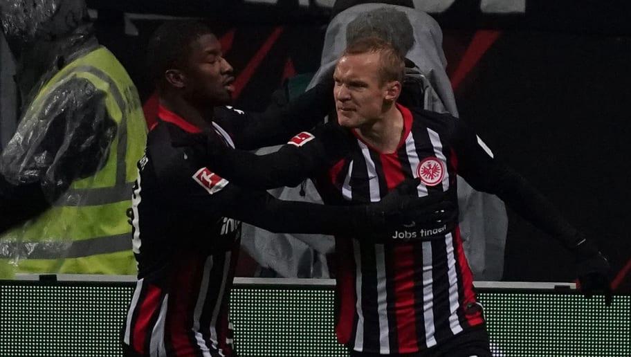 Eintracht Frankfurt vs. Vitoria Guimaraes   Die offiziellen Aufstellungen