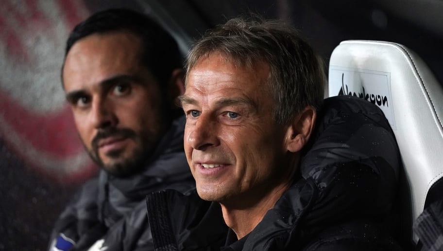 Alexander Nouri,Juergen Klinsmann
