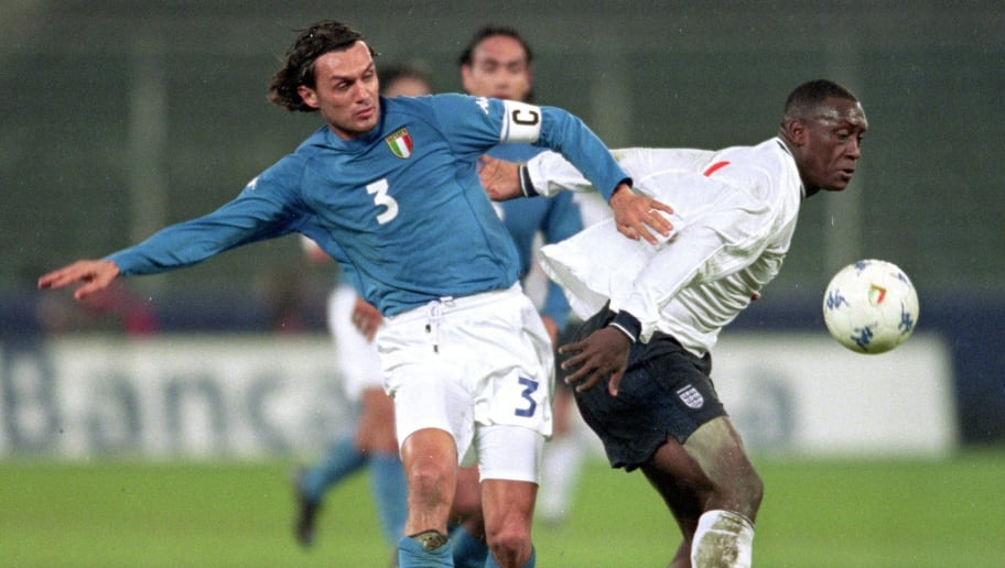 Emile Heskey, Paolo Maldini
