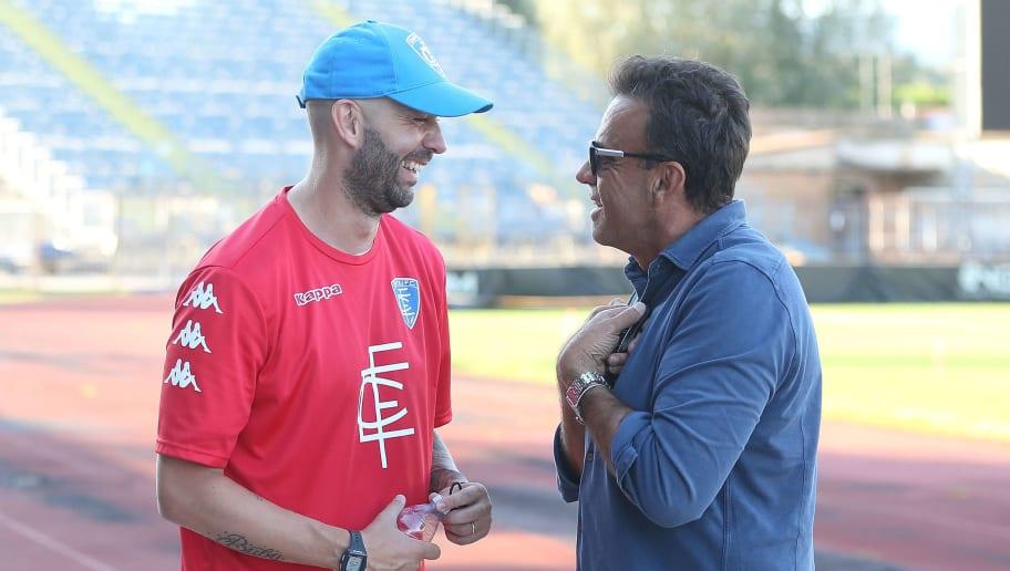 Fabrizio Corsi,Cristian Bucchi