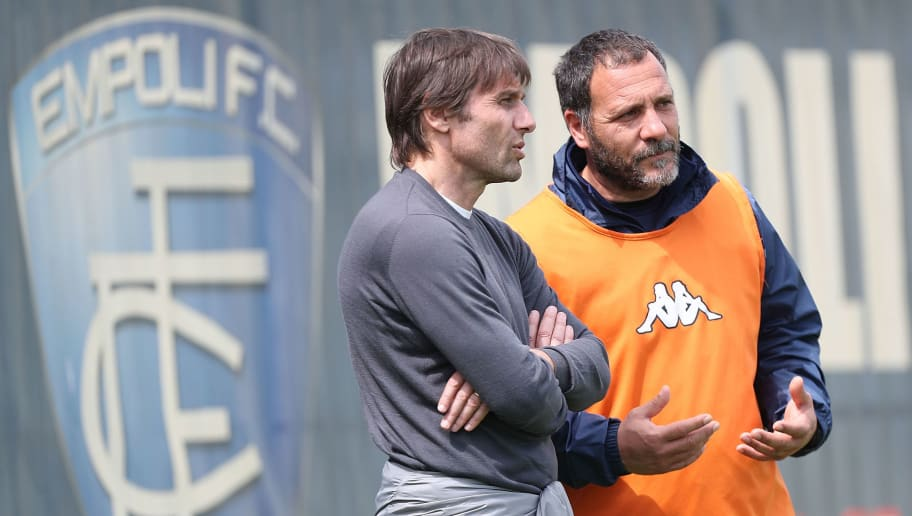 Antonio Conte,Roberto Muzzi