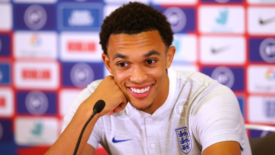 Trent Alexander-Arnold Responds to Bulgaria Manager's Claims He Didn't Hear Racism