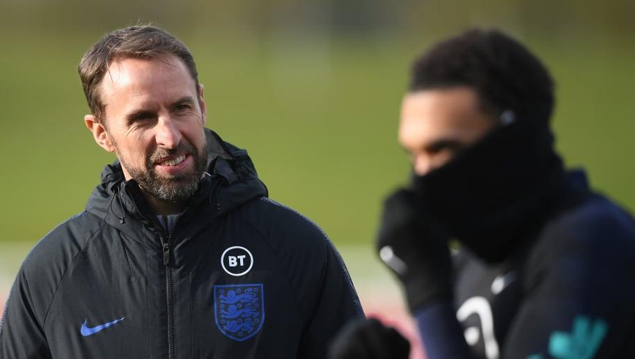 Gareth Southgate,Trent Alexander-Arnold