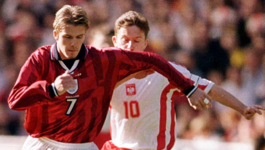 David Beckham,Jerzy Brzeczek