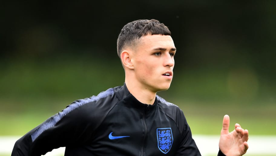 Phil Foden Claims That he is Hungry to Play More for Manchester City