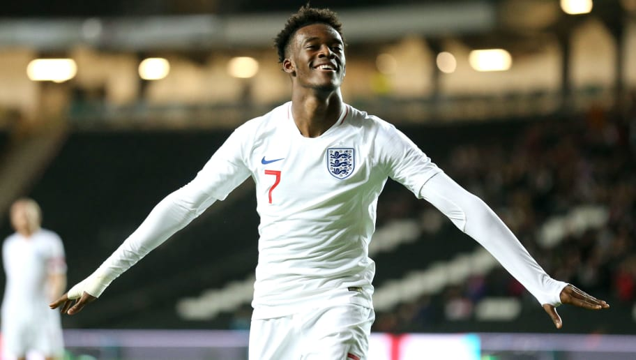 Callum Hudson-Odoi Is Ready to Take Over the World With Chelsea
