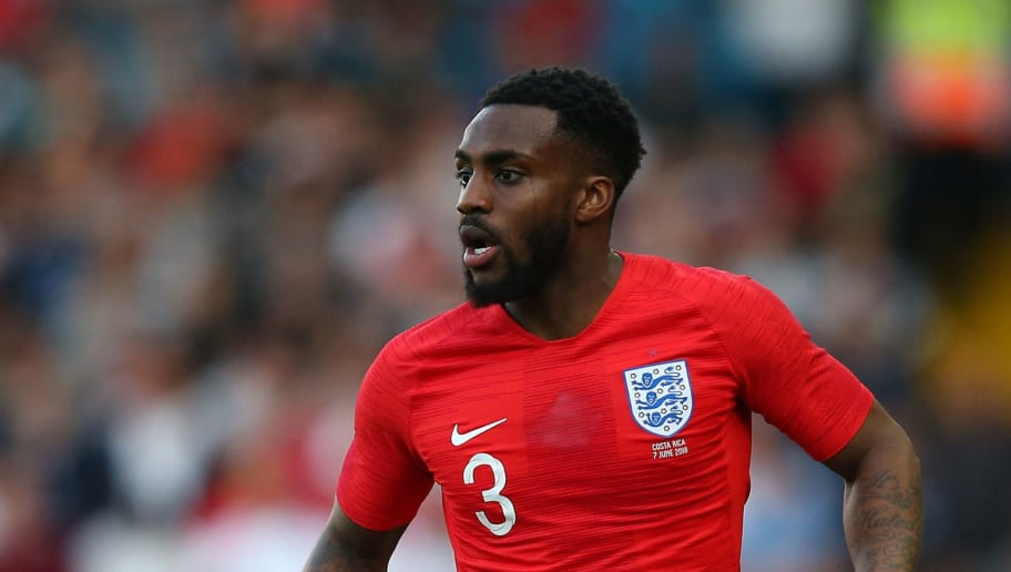 LEEDS, ENGLAND - JUNE 07:  Danny Rose of England during the International friendly match between England and Costa Rica at Elland Road on June 7, 2018 in Leeds, England.  (Photo by Alex Livesey/Getty Images)