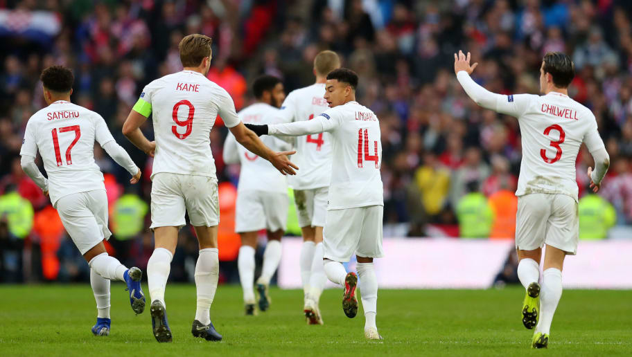 England Drawn Against Netherlands in 2019 UEFA Nations ...