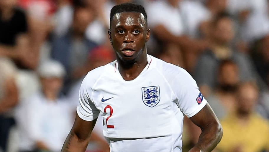 Aaron Wan-Bissaka 'Fuming' With England Under-21 Boss After Axing at European Championships