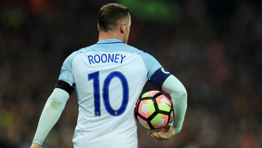 957d8c0a8cb1 Why Legend Wayne Rooney Deserves to Captain England One Last Time in   Tribute  Game