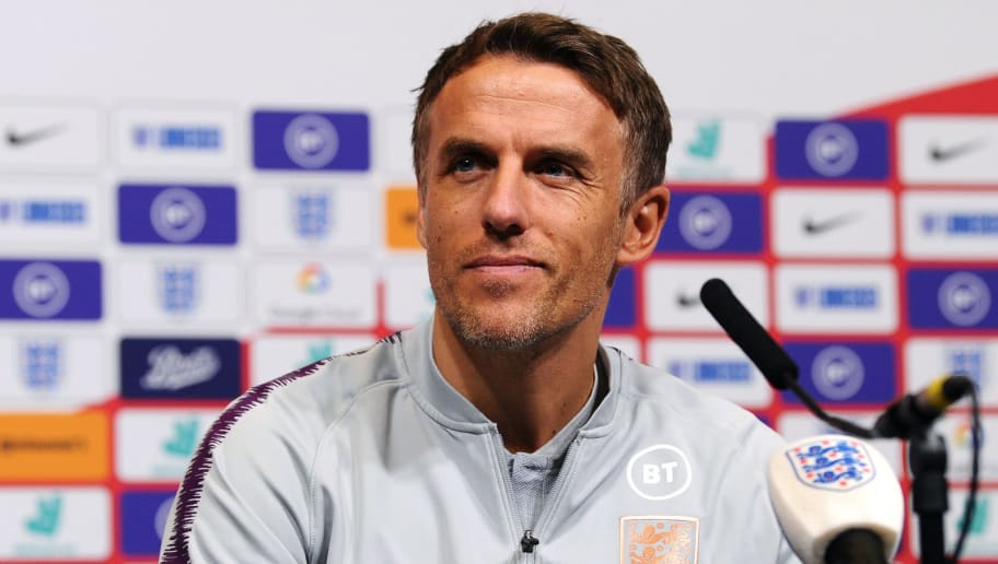 FA to Keep Faith With Phil Neville Through to Euro 2021 Despite Poor Lionesses Form