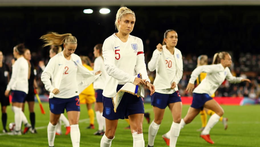 Steph Houghton,Beth Mead,Lucy Staniforth