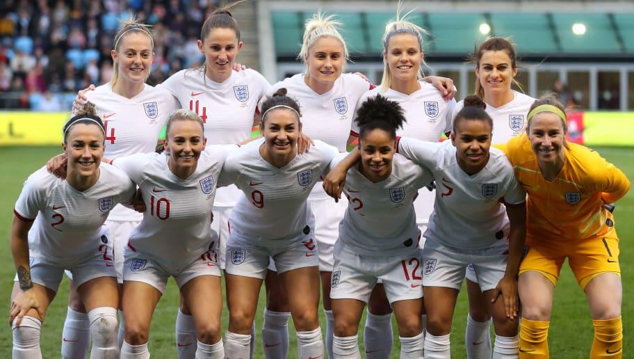 England Women v Canada Women - International Friendly