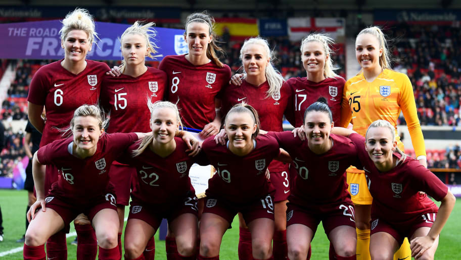 England Women v Spain Women - International Friendly