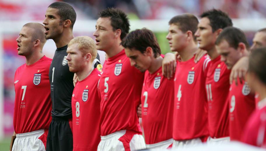 Euro 2004: Croatia v England