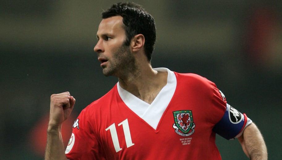 Euro2008 Qualifier - Wales v San Marino