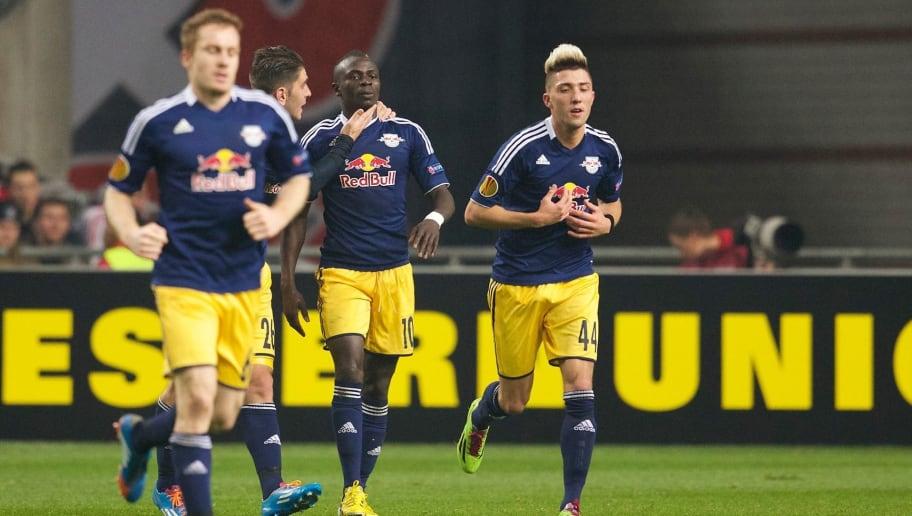 Europa League - Ajax Amsterdam v Red Bull Salzburg