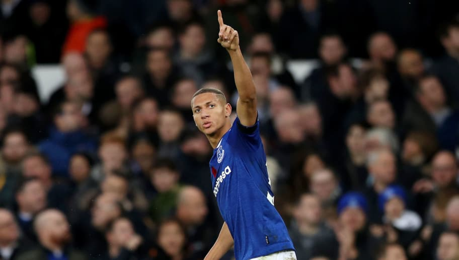 5bc558c7ad7 Jamie Redknapp Likens Richarlison to Footballing Legends Cristiano Ronaldo  and Thierry Henry