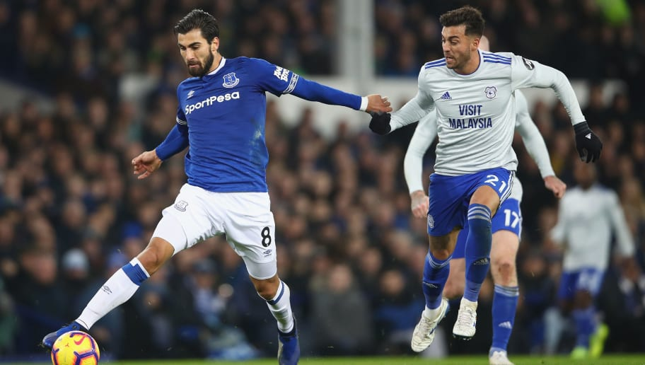 Image result for Cardiff City vs Everton