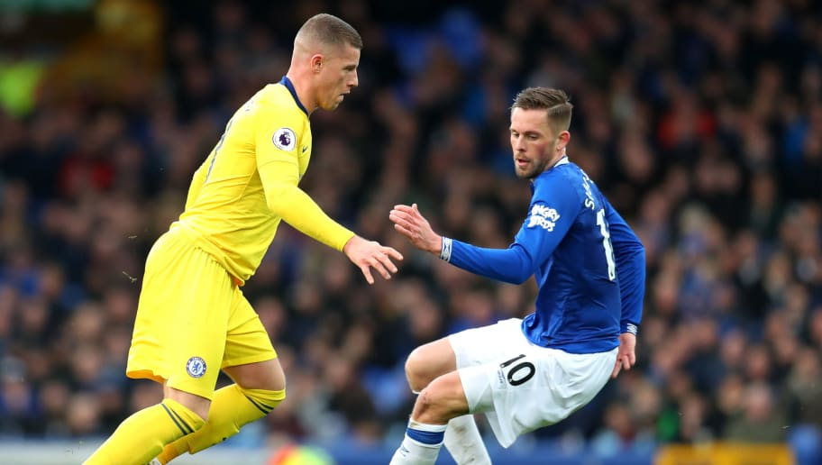 Ross Barkley,Gylfi Sigurdsson